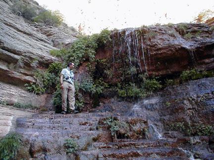 Grand Canyon Trip May 2001